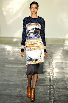 Mary Katrantzou   Fall 2011 Ready-to-Wear Collection   Style.com