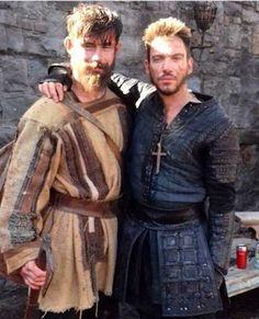 #JonathanRhysMeyers on the set of #Vikings  S05  Many thanks for sharing to :  https://instagram.com/p/BJ4AFmIjSk9/