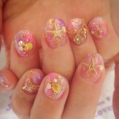 Gel-Nails Are All the Rage Among Japanese Girls!
