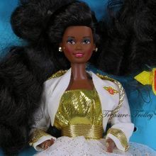 NIB Summit 7028 Barbie Black 1990 Special Edition SOLD