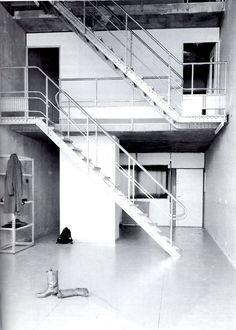 Jean Nouvel | Viviendas Nemausus | Nimes; Francia | 1985-1988