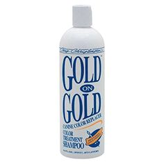 Chris Christensen Gold on Gold Shampoo * Want additional info? Click on the image. (Note:Amazon affiliate link)