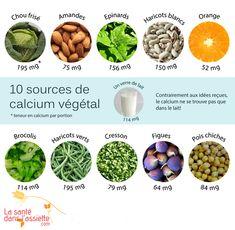 On pense souvent, a tort, que le lait est la meilleure source alimentaire de calcium. Il existe pourtant des alternatives intéressantes à ce produit controversé. Bio à la une fait le point.