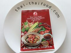 Sour Curry Paste Thailand, Sour Soup, Beef, Fish, Easy Meals, Food Food, Meat, Ox, Ground Beef
