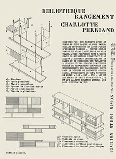 Charlotte Perriand: Nuage