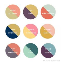 How To Work With Salmon Paint Shades Such As Apricot, Peach and Terracotta | Her Site