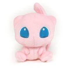 """Amazon.com: Pokemon Plush Mew Doll Around 15cm 6"""": Toys & Games"""