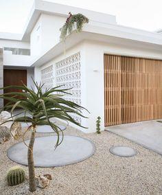 Home Design Decor, House Design, Interior Design, Pergola, Palm Springs Style, Beach Bungalows, Girl House, Facade House, House Facades