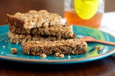 Easy Homemade Granola Bars | Our Family Eats