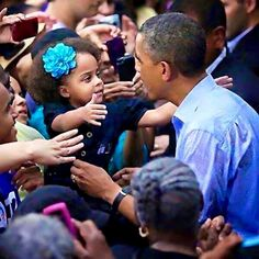 A picture worth a thousand words. President Obama forever.