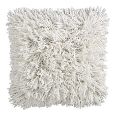 """Remy White 12"""" Pillow in Decorative Pillows 