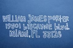 custom handwriting & hand lettering services !