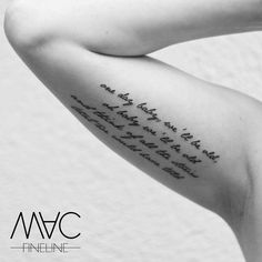 So jung kommen wir nicht mehr zusammen daher gilt es das JETZT zu genießen! #macfinelinetattoo #macfineline #arm #armtattoo #schriftzug #type #typetattoo #asafavidan #songtext #berlin #berlintattooartist #filigran #filigreetattoos #schrifttattoo #ink #inked #inkedgirl #herfirsttattoo #tattooofinstagram #stilbruch #stilbruchtattoo #girlswithtattoos #girl #friedrichshain by mac_fineline