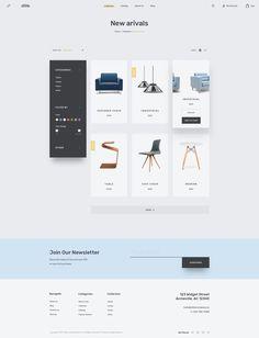 Stile v.1 product list