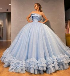 2 3 4 5 6 7 8 or Which is your favorite? Strapless Prom Dresses, Pretty Prom Dresses, Sweet 16 Dresses, Ball Gowns Prom, Ball Gown Dresses, Elegant Dresses, Cute Dresses, Beautiful Dresses, Evening Dresses