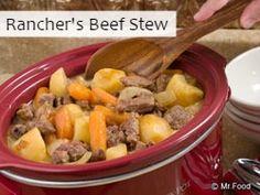 Rancher's Beef Stew