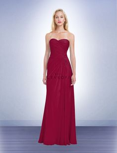 d0d00126a45 Bridesmaid Dress Style 1159 - Bridesmaid Dresses by Bill Levkoff Cranberry  Bridesmaid Dresses