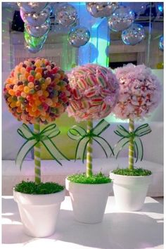 Nice for candy land theme party or baby shower