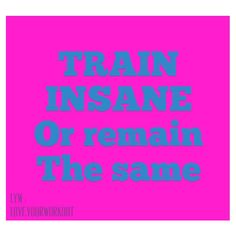 Insane it is..