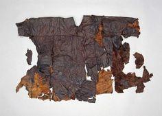 Møgelmose, Denmark. Iron age Skin tunic.