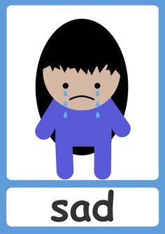 Free feelings flashcards for kindergarten & preschool! Learn emotions in a fun way with these printable flashcards! Check out our educational videos too! Feelings Preschool, Teaching Emotions, Emotions Activities, Free Preschool, Preschool Printables, Preschool Activities, Free Printables, Feelings Words, Feelings And Emotions