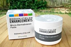100% OBSESSED with the Microdermabrasion Paste. Seriously the best scrub I've ever felt and so many others say the same! Shed your dead skin!
