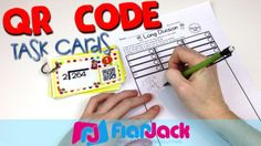 QR code task cards are so much fun! They will keep your students engaged, allowed them to self-check, and incorporate technology at the same time! Perfect for independent math stations.