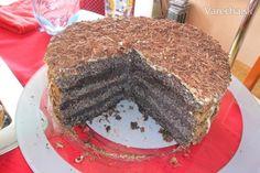 Viaceré ste ma už požiadali o recept na makovú tortu tak tu je. Desserts, Ds, Anna, Food, Cakes, Basket, Tailgate Desserts, Deserts, Eten