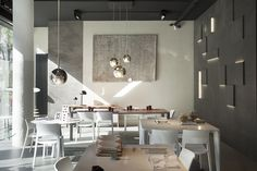 Flagship Store NEUTRA, #living. #tables. #naturalstone, #milan,