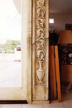 Architectural Details - Trompe L'oeil Murals
