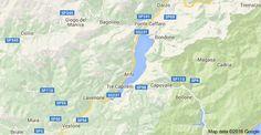 Mappa di: Lago d'Idro, Provincia di Brescia
