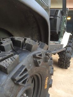 Jeep, with sand tires?