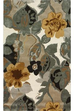 Balcony Rug - Hand-tufted Rugs - Transitional Rugs - Rugs | HomeDecorators.com