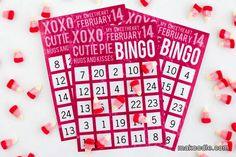 Harris Sisters GirlTalk: Free Valentine's Day Printables