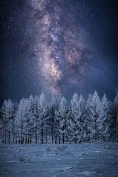 banshy:  Milky Way by  Masaki Kaji