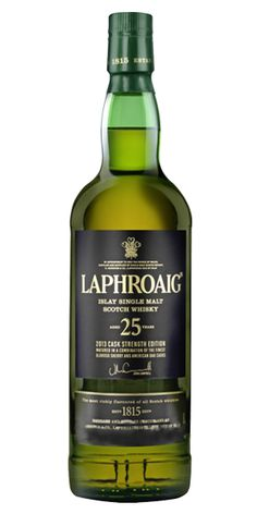 Discover Laphroaig 25 Year Old Cask Strength 2014 Single Malt Whisky at Flaviar Whiskey Girl, Good Whiskey, Cigars And Whiskey, Scotch Whiskey, Irish Whiskey, Whisky Club, Bourbon Drinks, Whiskey Decanter, Single Malt Whisky