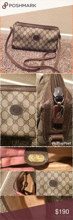 Selling this Gucci Crossbody Bag on Poshmark! My username is: msalaska. #shopmycloset #poshmark #fashion #shopping #style #forsale #Gucci #Handbags