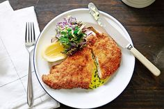 This quick stress-free crumbed chicken is perfect for the holidays. This healthy dish is best served with a good glass of wine and even better company.