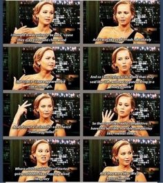"""In Jennifer ears.."""