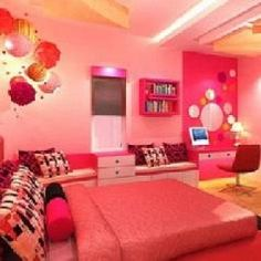 maybe i could do this for my room ... maybe in a different color