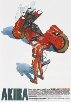 A Fantastic Collection Of Posters By 'Akira' Creator Katsuhiro Otomo Is Released This October