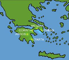 Ancient Greeks thought of themselves as citizens of their own individual city-states. A city-state is also named as a polis. City-states all believe in the same gods and they all speak the same language. Each city-state had its own form of government. Ancient Greek Politics, Ancient Greek City, Ap World History, Greek History, Ancient History, Ancient Greece For Kids, Athens And Sparta, Classical Greece, City State