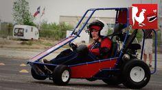 Mario Kart stunts performed in real life .