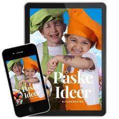Påske Ideer   Inspirationsbog til dig med masser af opskrifter på bl.a. påskebrunch, påskemadpakke, påskedessert, påskebrød og sunde påskeæg samt bordpynt og kreaprojekter.