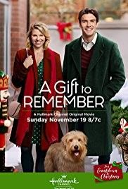"""Its a Wonderful Movie - Your Guide to Family and Christmas Movies on TV: A Gift to Remember - a Hallmark Channel Original """"Countdown to Christmas"""" Movie starring Ali Liebert & Peter Porte Hallmark Channel, Películas Hallmark, Films Hallmark, Hallmark Holiday Movies, Family Christmas Movies, Family Movies, Christmas 2019, Christmas Poster, Magical Christmas"""