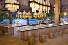 Escape to Paradise. The St. Regis Bora Bora Resort