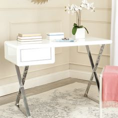 Found+it+at+AllModern+-+Hanover+1+Drawer+Writing+Desk