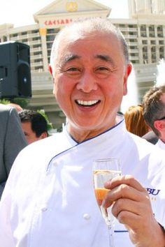 #Nobu #CaesarsPalace Is Throwing Charity Dinner with 28 Nobu Chefs on Oct 9, 2013. The Nobu United fete will benefit Keep Memory Alive. http://celebhotspots.com/hotspot/?hotspotid=30582&next=1