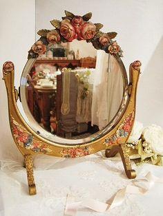 Mirrors:  Vanity #mirror.