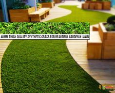 Beautiful Artificial Garden & Lawn Lead Free click the image to visit our official website Beautiful Home Gardens, Beautiful Homes, Synthetic Lawn, Lead Free, Stepping Stones, Grass, Sidewalk, Home And Garden, Outdoor Decor